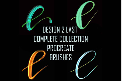 Procreate Brushes - Complete Collection + Life time Updates