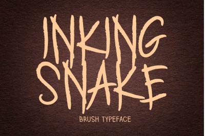 INKING SNAKE