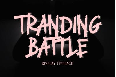 TRANDING BATTLE