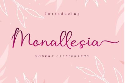 Monallesia Scrpt