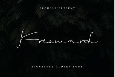 Krisward