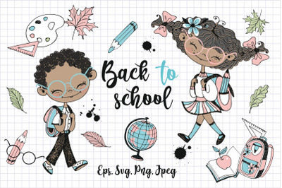 Back to school  SVG PNG