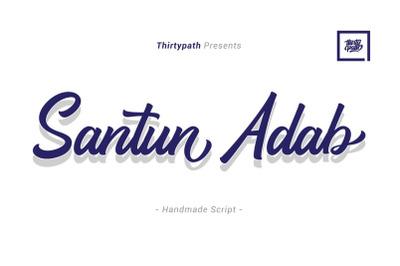 Santun Adab