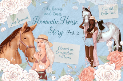 Romantic Horse Story Part.2