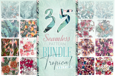 Huge vector tropical bundle