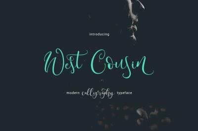 West Cousin Typeface