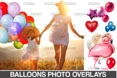 84 Foil Balloon Overlay, balloon png overlay, Red Balloon clip art