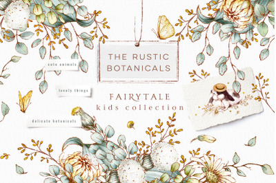 The Rustic Botanicals