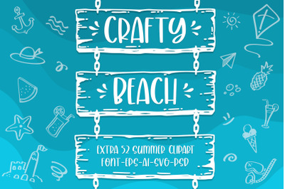 Crafty Beach