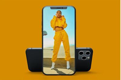 Phone 11 Mock Up