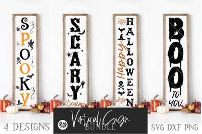 Halloween Vertical Sign Bundle Vol. 2