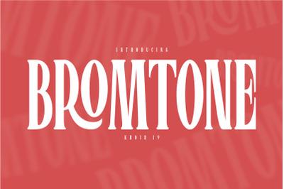 Bromtone