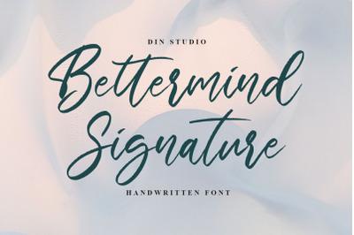 Bettermind Signature