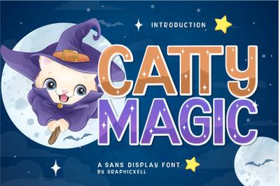 CATTY MAGIC
