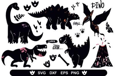 Dinosaur svg files