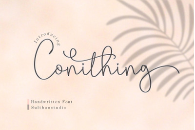 Conithing