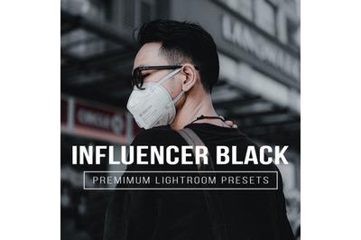 Black Presets  Mobile & Desktop Lightroom Presets