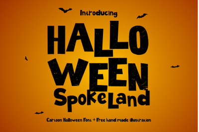 Halloween Spokeland