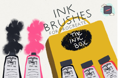 The Procreate Ink Box