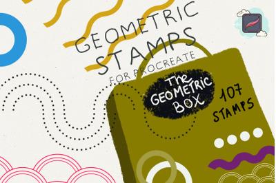 The Procreate Geometric Box