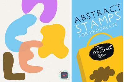 The Procreate Abstract Box
