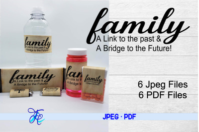 Family A Link to the past A Bridge To the Future!!