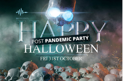 Halloween Post Pandemic Party
