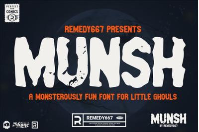 Munsh