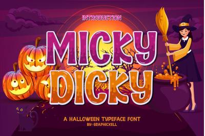 Micky Dicky