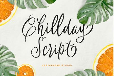 Chillday Script