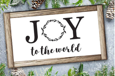 Joy to the world Graphic file | cut file | svg file