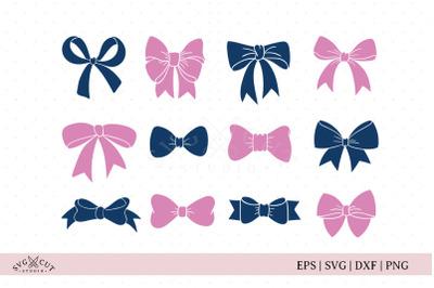 Bow SVG Cut Files