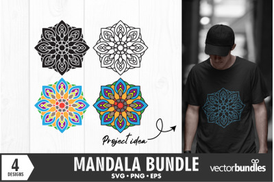Mandala bundle svg