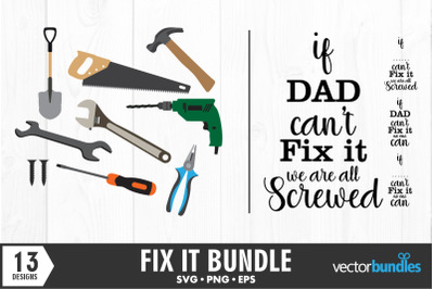 Fix it clip art and quotes svg
