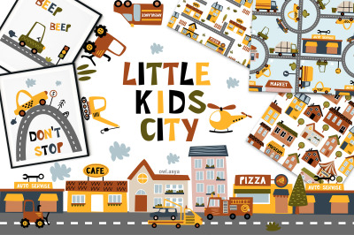 Little kids city