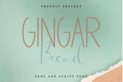 Gingar Bread