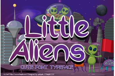 Little Aliens