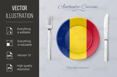 """""""Authentic Cuisine"""""""