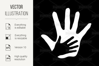 """Helping hand."""