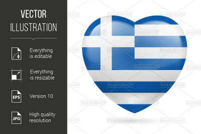 """""""Heart icon of Greece"""""""