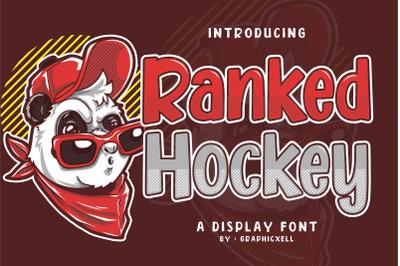 Ranked Hockey
