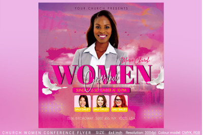 Church Women Conference