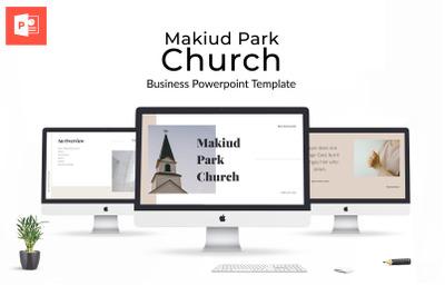 Makiud Park Church Powerpoint presentation