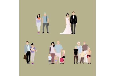 Evolution family from dating to appear grandchildren