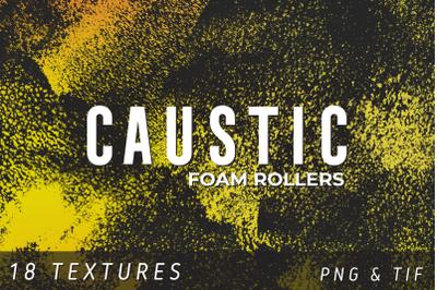 Caustic Foam Roller Texture Pack