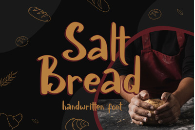 Salt Bread