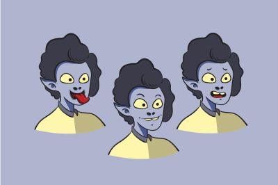 Avatar Halloween Character Five