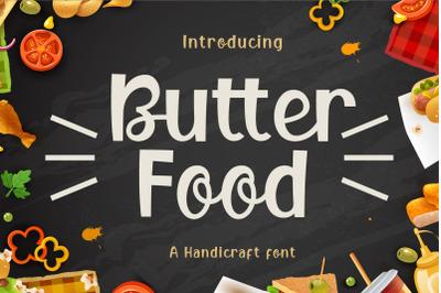 Butter Food