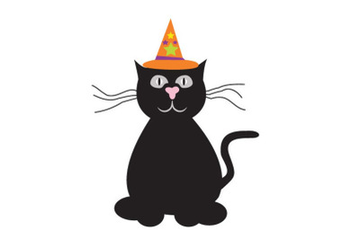 Halloween Cat svg file
