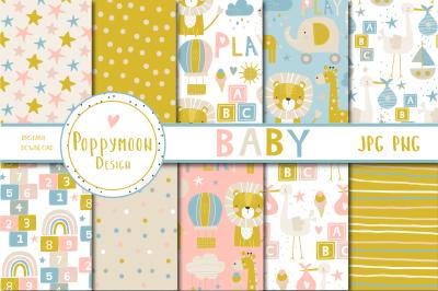 BABY paper set